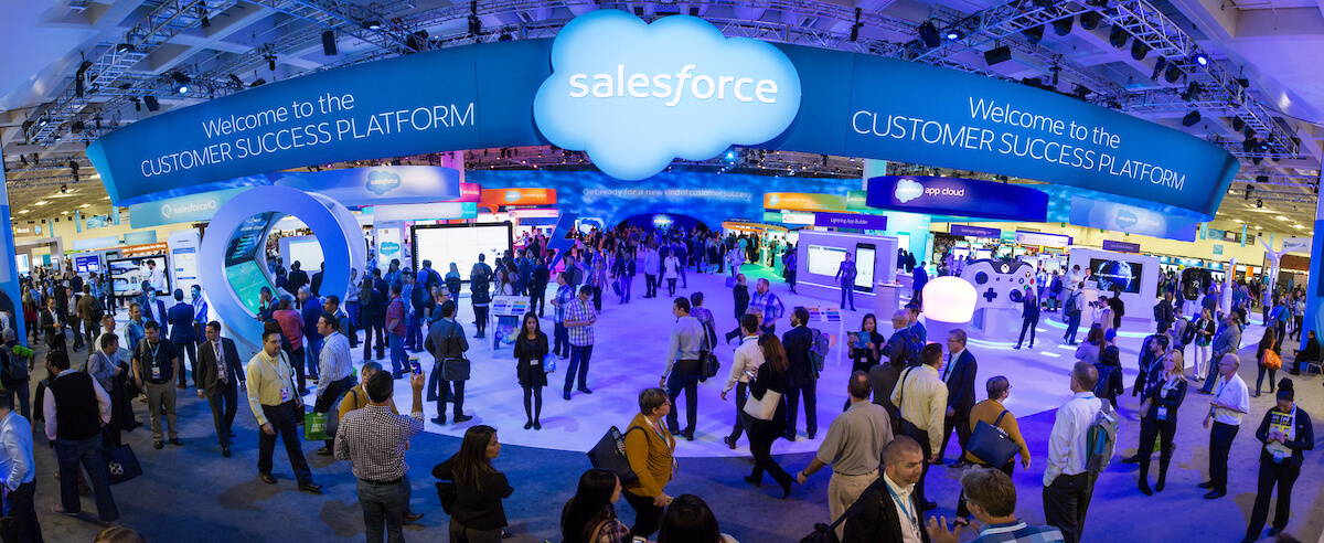 Dreamforce Data Transparency Presentation