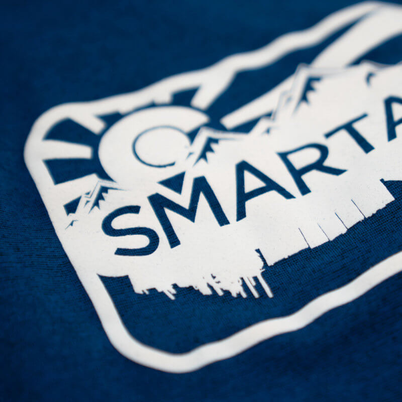 SmartAcre Embroidered Logo
